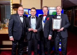 Highly Commended - CECA Project of the Year 2017 – Brunton Park for NWL and the Environment Agency