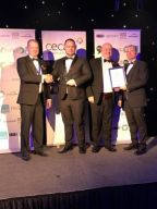 Winner – CECA NE Health and Safety Company of the Year 2018