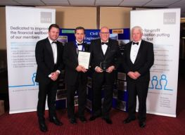 CECA Project of the Decade 2013 - Commendation for Newland Court Flood Allevation Scheme