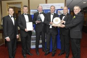 CECA Project of the Year 2012 - Newlands Court Flood Alleviation