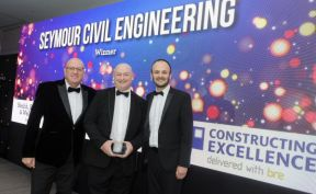 Winner – Construction Excellence National Awards - Health, Safety and Wellbeing Award 2018