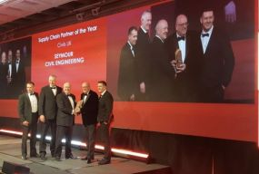 Winner – SISK Supply Chain Awards 2018, Supply Chain Partner of the Year Civils UK