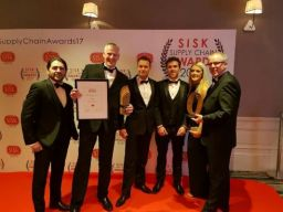Winner - SISK Supply Chain Awards 2017 – Supply Chain Partner of the Year Civils UK